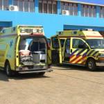 Ambulances Mozambique