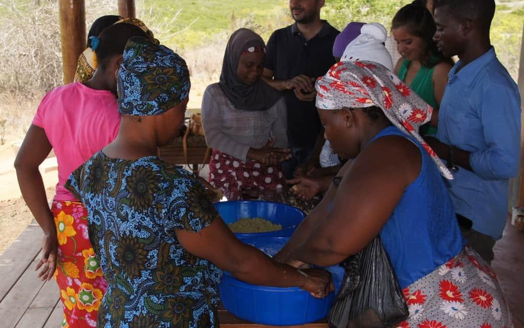 Verslag uit Mozambique, december 2015