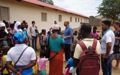 nieuws uit Mozambique november 2016