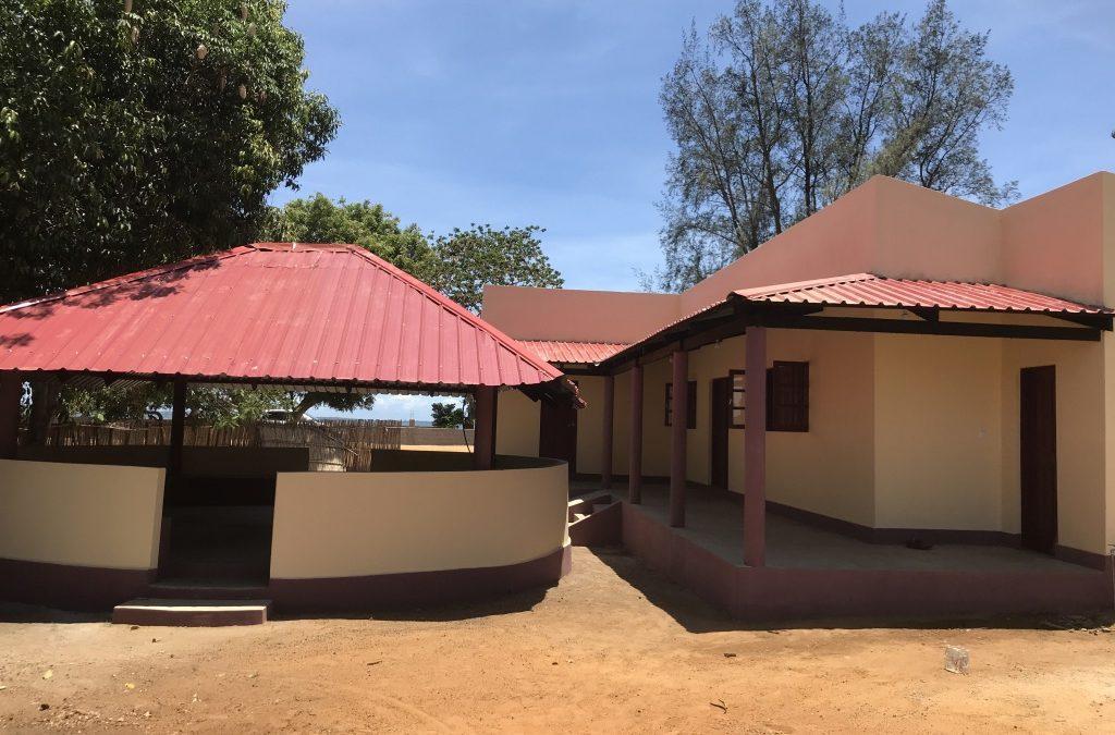 Oplevering van de nieuwe maternidade & community center