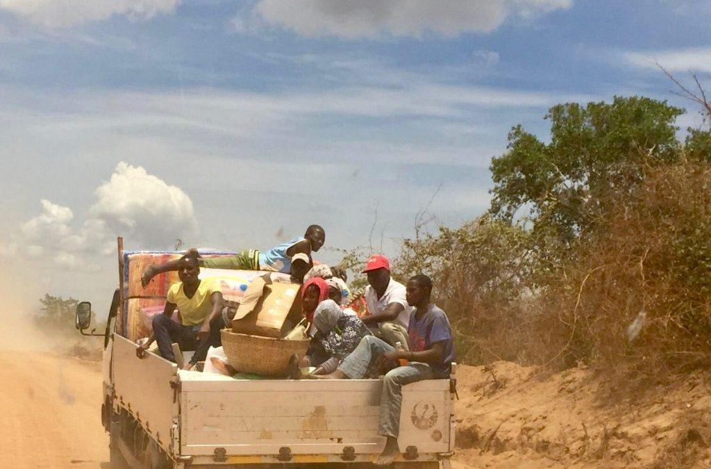 Laatste nieuws uit Mozambique, april 2020
